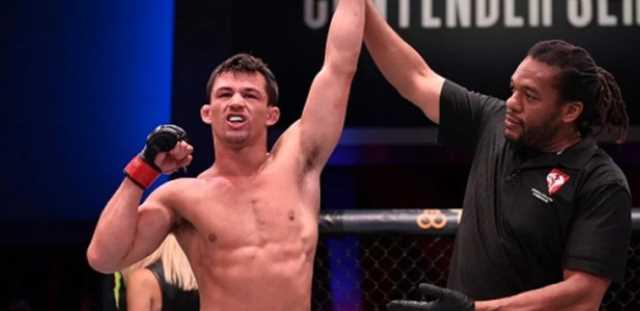 Billy Quarantillo Will Now Fight Jacob Kilburn At Ufc Fight
