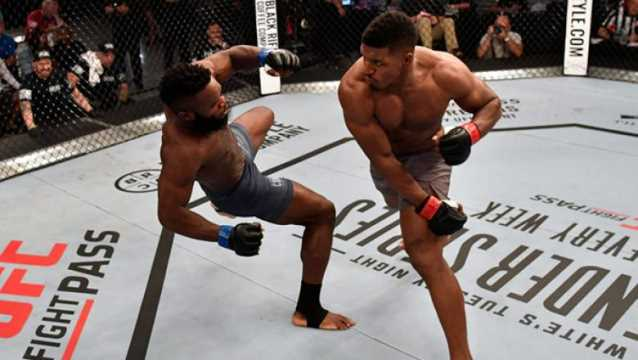 Light Heavyweight Bout Between Alonzo Menifield And Devin Clark Is  Confirmed For UFC 250