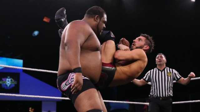 Keith Lee Is Still NXT NA Champion After Seeing Off Johnny Gargano ...