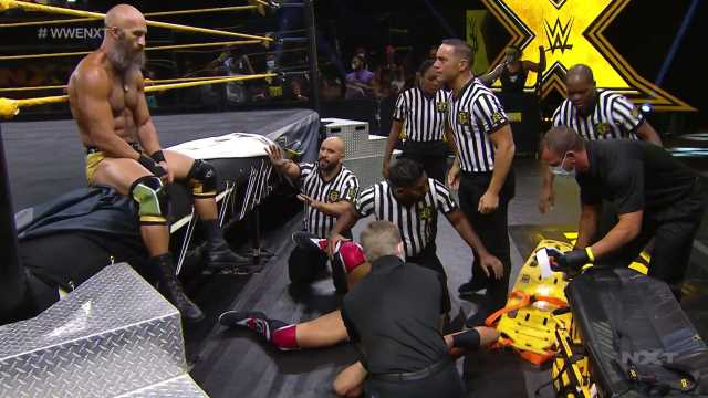 NXT: Tomasso Ciampa Returns And Annihilates Jake Atlas, Turning Heel  (Again) In The Process