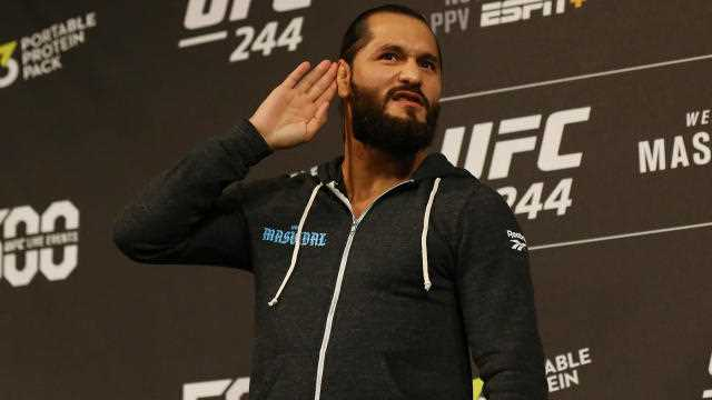 Former UFC Interim Welterweight Champion Colby Covington May Fight Jorge Masvidal Next