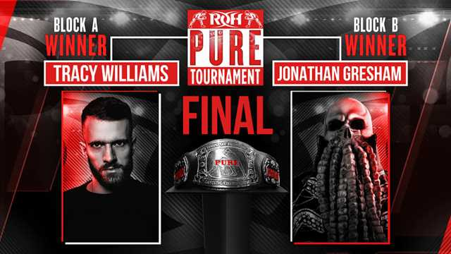 The Latest Episode Of ROH Sees Jonathan Gresham Win The Pure Championship And EC3 Make His In-Ring Debut
