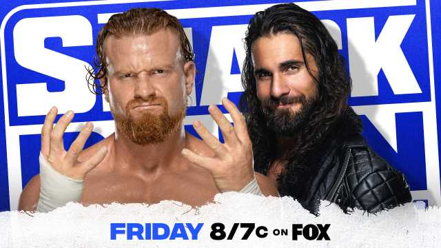 WWE FRIDAY NIGHT SMACKDOWN Highlights For November 20, 2020: Seth Rollins VS Murphy And More