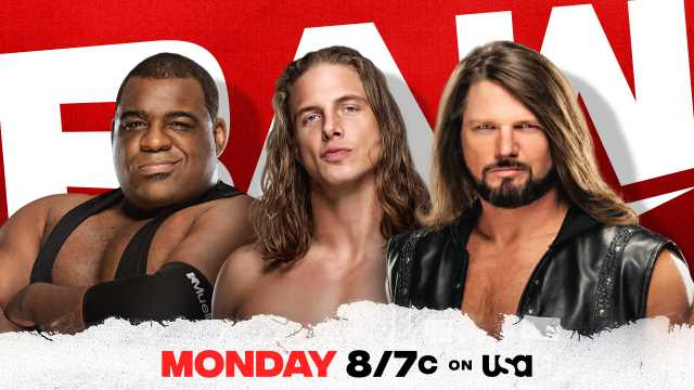 WWE MONDAY NIGHT RAW Highlights For November 30, 2020: Keith Lee VS Riddle VS AJ Styles And More