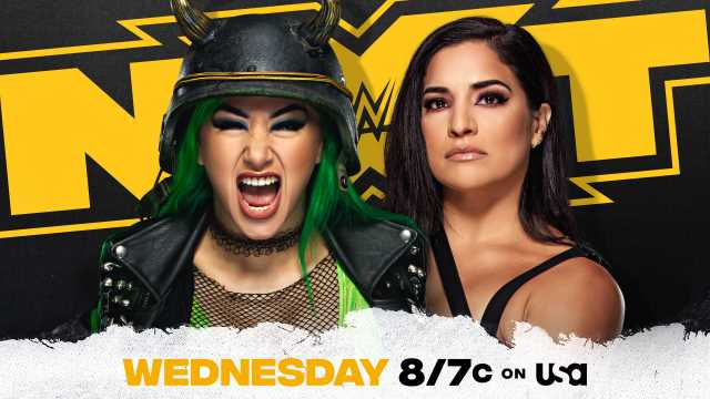 WWE NXT Results For December 2, 2020: Raquel Gonzalez vs Shotzi Blackheart And More