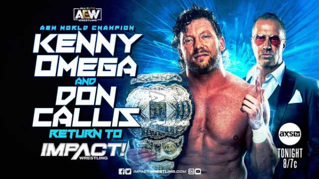 The Fallout IMPACT Episode From FINAL RESOLUTION Will See The Return Of Kenny Omega
