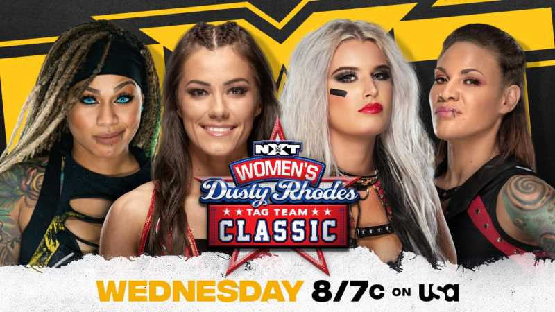 WWE NXT Results For January 20, 2021: Fight Pit, Dusty Rhodes Tag Team Classic Round 1 Matches And More