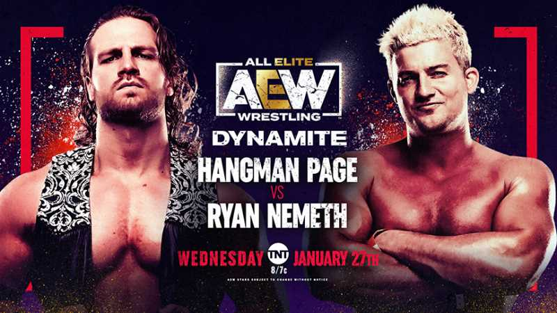 Adam Hangman Page, The Young Bucks, And The Good Brothers Will Be In Action On Tonight's AEW DYNAMITE
