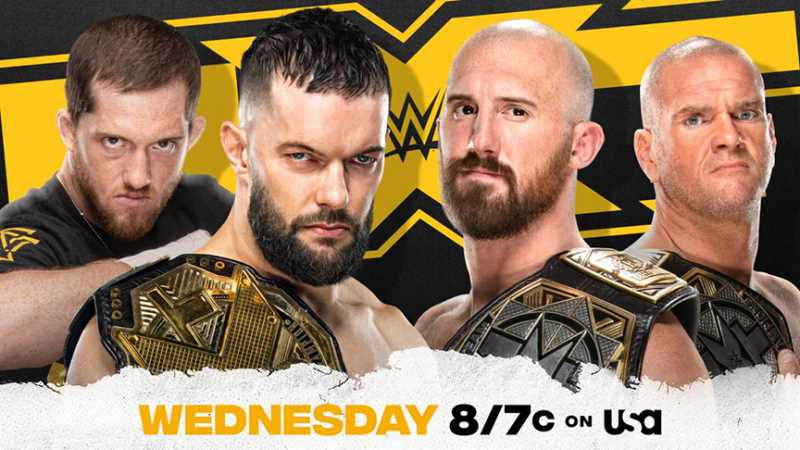 The Men's And Women's Dusty Rhodes Tag Team Tournament Continues Tonight On NXT