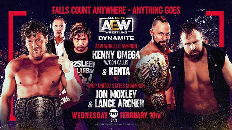 Former NEVER Openweight Champion KENTA Is Set To Make His In-Ring Debut On Tonight's AEW DYNAMITE