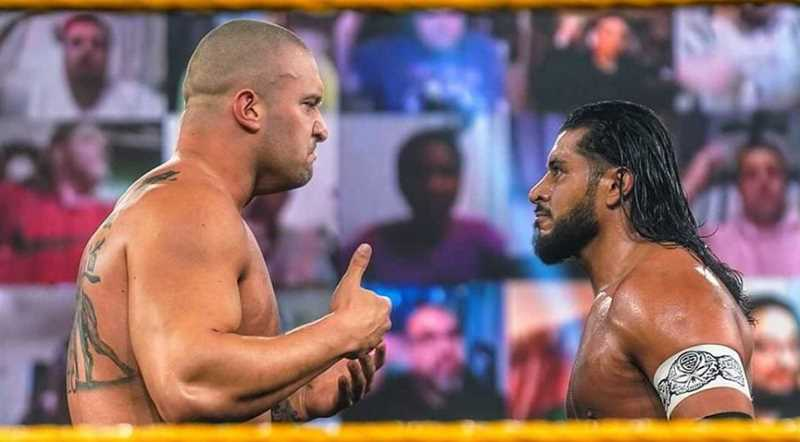 Karrion Kross And Santos Escobar Will Fight On The Fallout Episode Of NXT TAKOVER: VENGEANCE DAY
