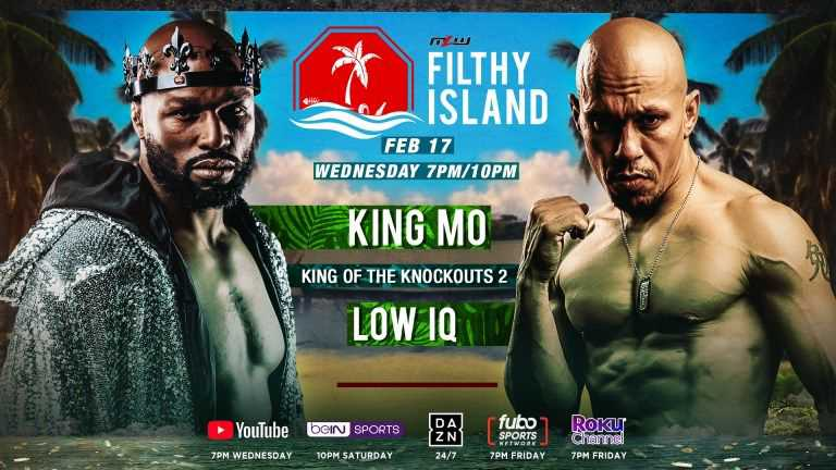 Tom Lawlor Will Host Tonight's MAJOR LEAGUE WRESTLING On Filthy Island