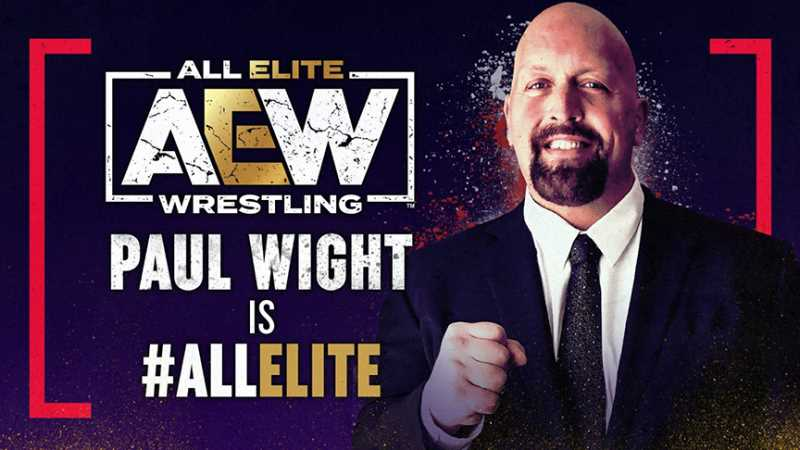 Former WWE Champion Paul Wight Signs With ALL ELITE WRESTLING