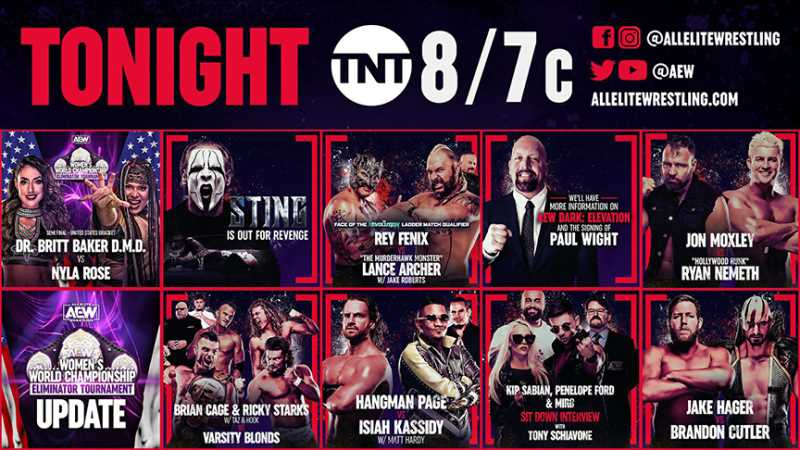 Former WWE Champion Paul Wight Will Make His First AEW Appearance On Tonight's DYNAMITE