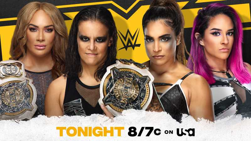 WWE NXT Results For March 3, 2021: Women's Tag Team Championship Title Match And More