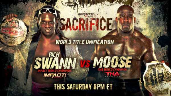 Several Titles Changed Hands At IMPACT WRESTLING's SACRIFICE Event
