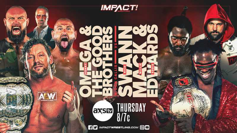 AEW World Champion Kenny Omega Will Compete On IMPACT's Return To Thursday Nights