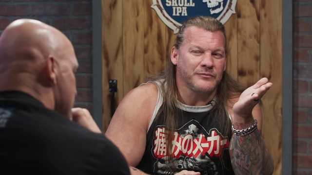 Chris Jericho Reveals Real Reason For Leaving WWE And Talks AEW On WWE Network's BROKEN SKULL SESSIONS