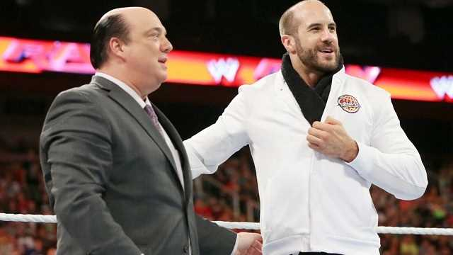 Cesaro Reflects On Being A Paul Heyman Guy And Playing Second Fiddle To Brock Lesnar