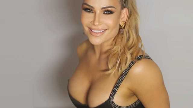 WWE Women's Tag Team Champion Natalya Puts On A Busty Display In A New Photoshoot Following Title Win