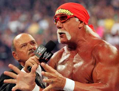 Hulk Hogan Wwe Return
