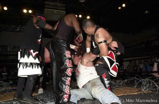 Combat Zone Wrestling Returning With CZW World Heavyweight