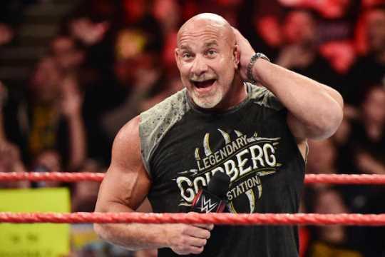 Bill Goldberg wrestler