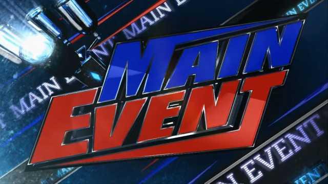 Resultado de imagem para wwe main event logo 2019