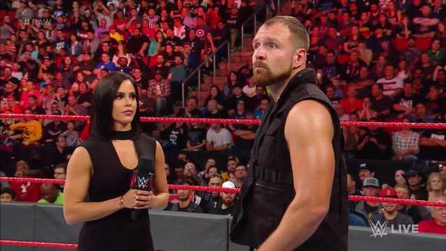 why did dean ambrose leave wwe
