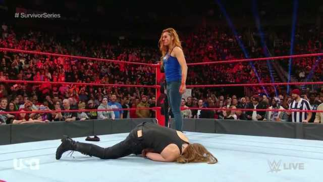 Image result for wwe becky lynch and nia jax