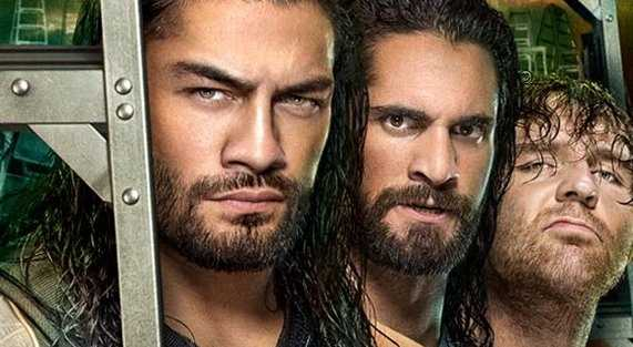 roman reigns seth rollins and dean ambrose reunite the shield for