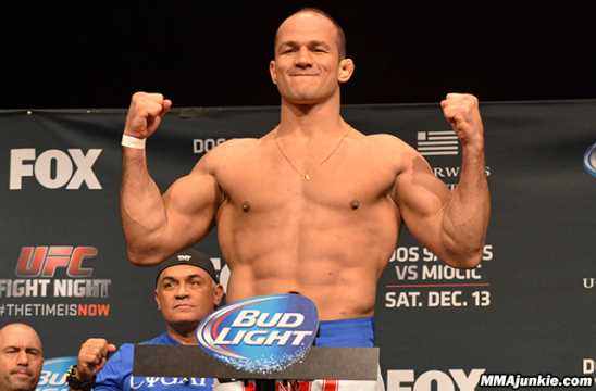 UFC Fight Night: Lewis vs. dos Santos