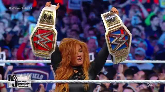 Image result for women's triple threat wrestlemania